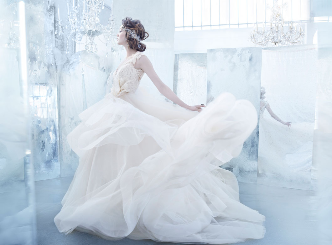 Lazaro 2013 Fall Bridal Collection
