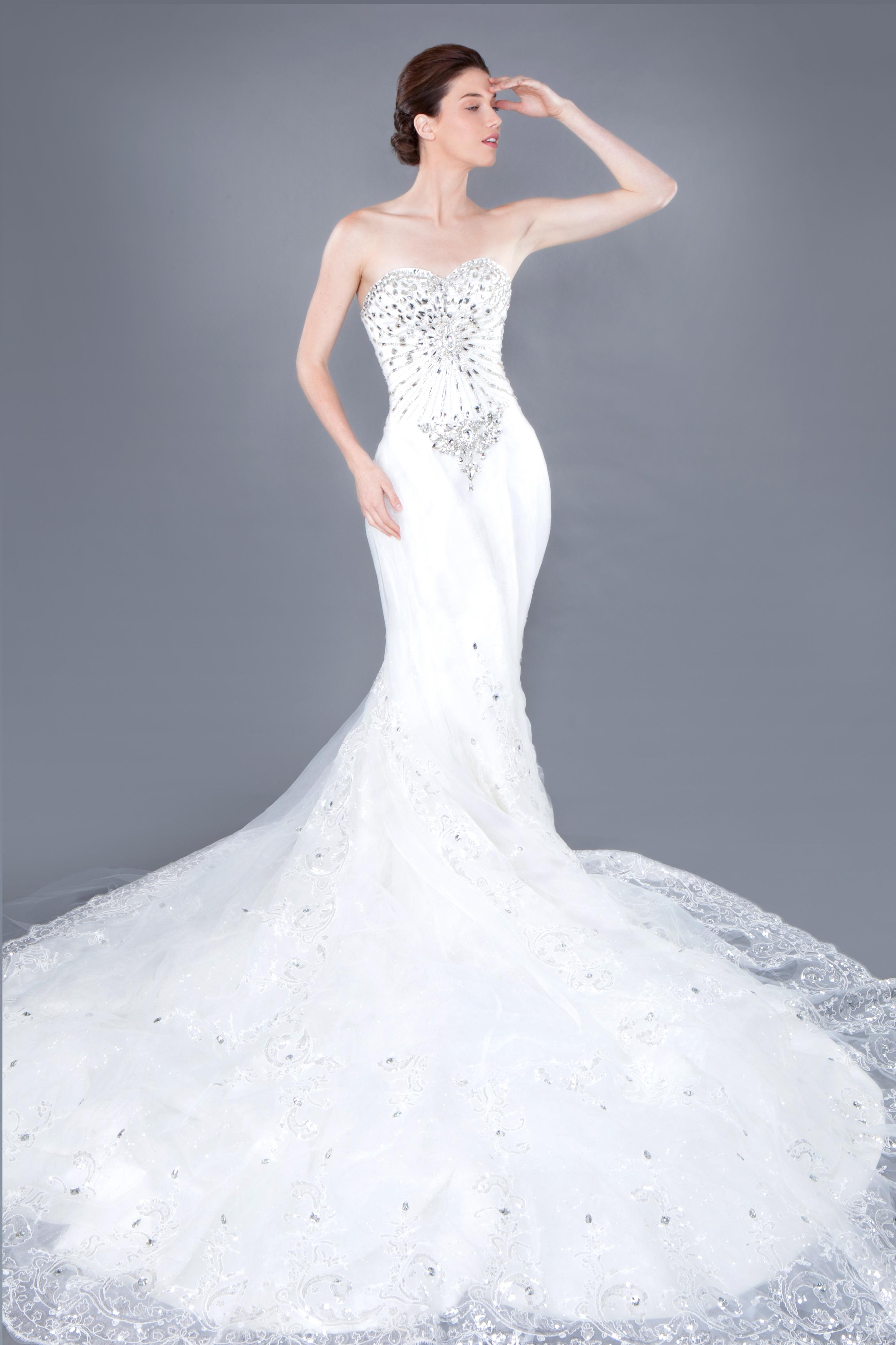 Escala Bridal Gown 10