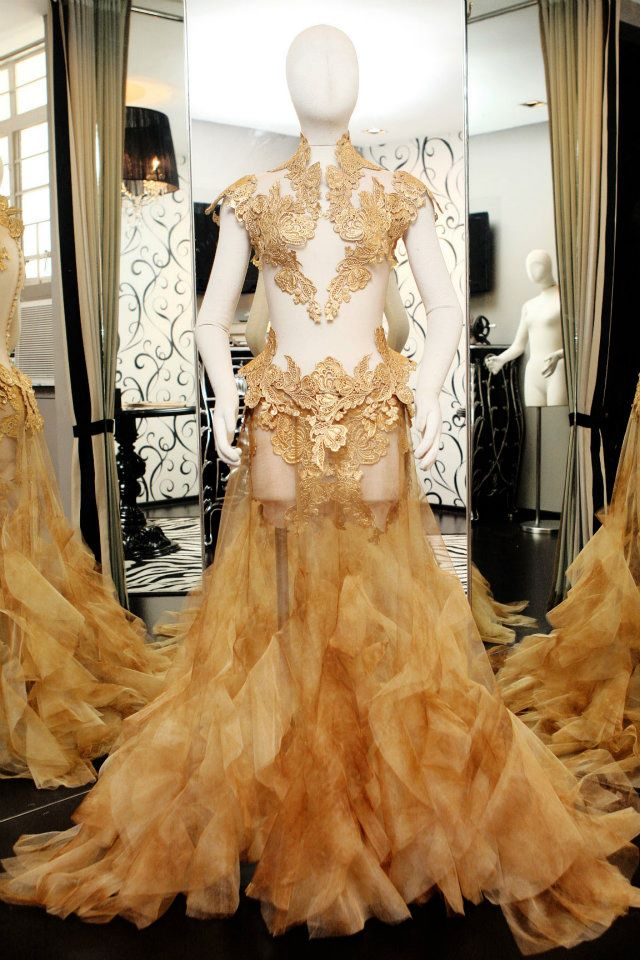 Mak Tumang 2014 Spring Bridal Collection The Fashionbrides