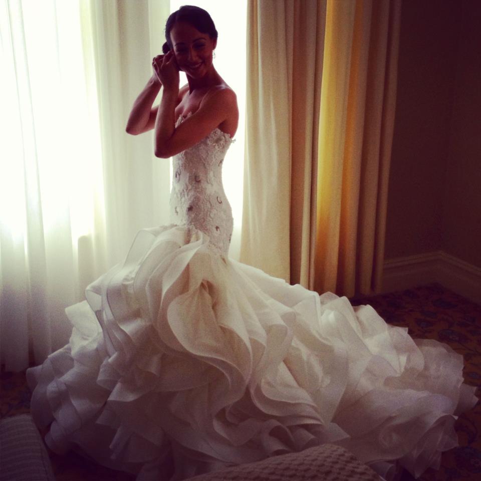 Steven khalil 2014 spring bridal collection fashionbride s weblog