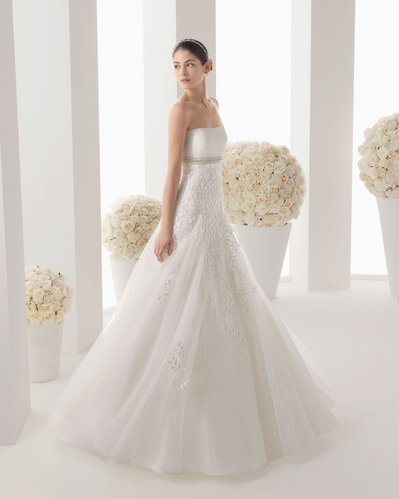 9674357838 Two by Rosa Clara Bridal 2014 Spring Collection (III) – The ...