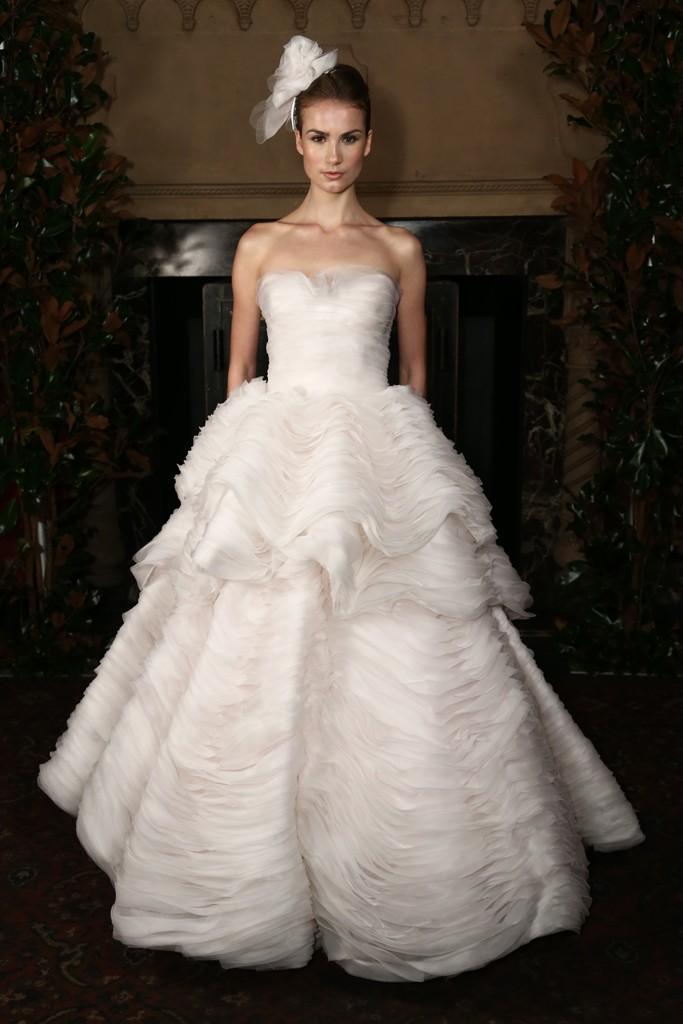 Austin Scarlett 2014 Fall Bridal Collection   The FashionBrides