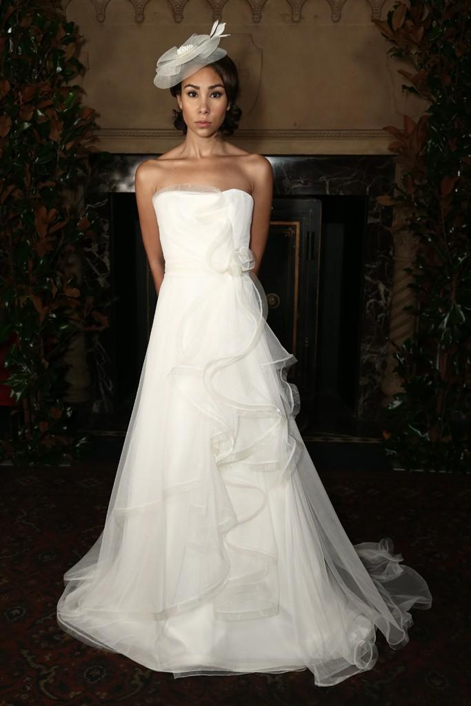 Austin scarlett 2014 fall bridal collection fashionbride for Austin wedding dresses