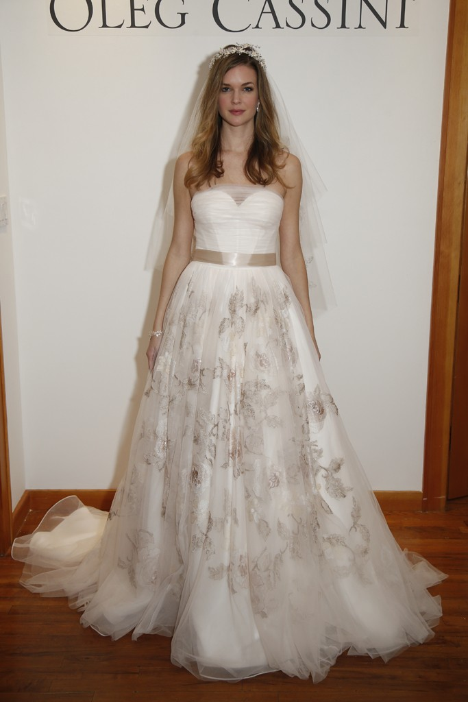 davids-bridal-2014-wedding-gown (13) | The FashionBrides