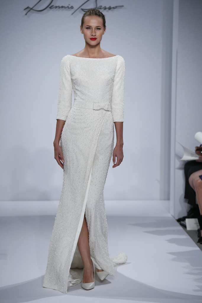 Dennis Basso 2014 Spring Bridal Collection (I) | The FashionBrides