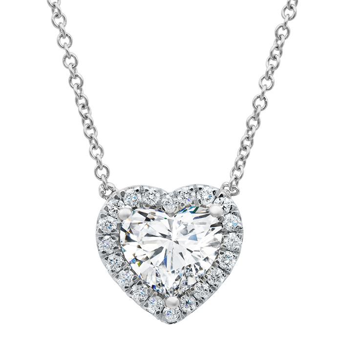 heart-diamond-halo-pendant-necklace