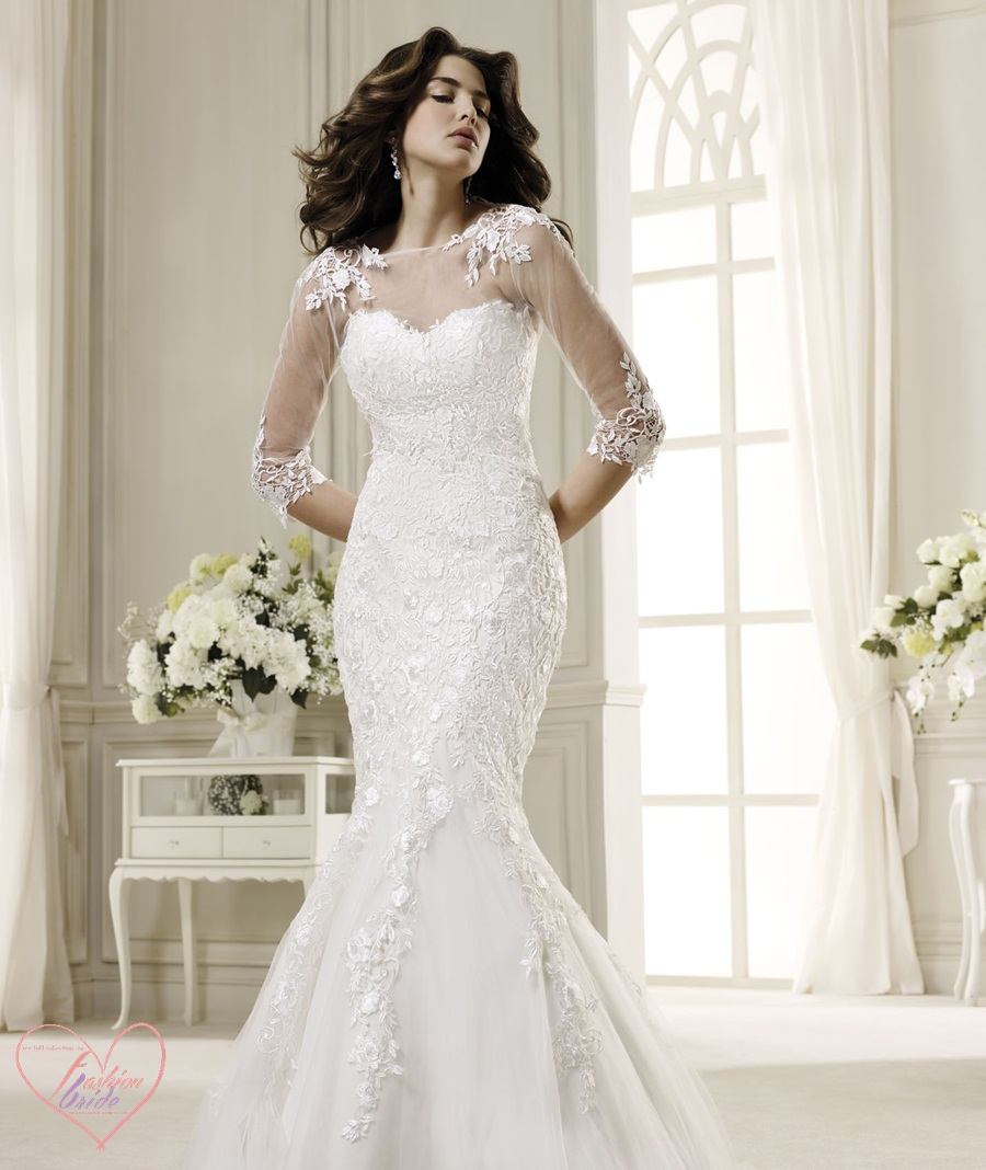 Nicole Spose 2014 Spring Summer Bridal Collection
