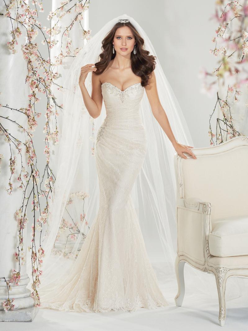 Sophia Tolli 2014 Bridal Spring Collection | The FashionBrides