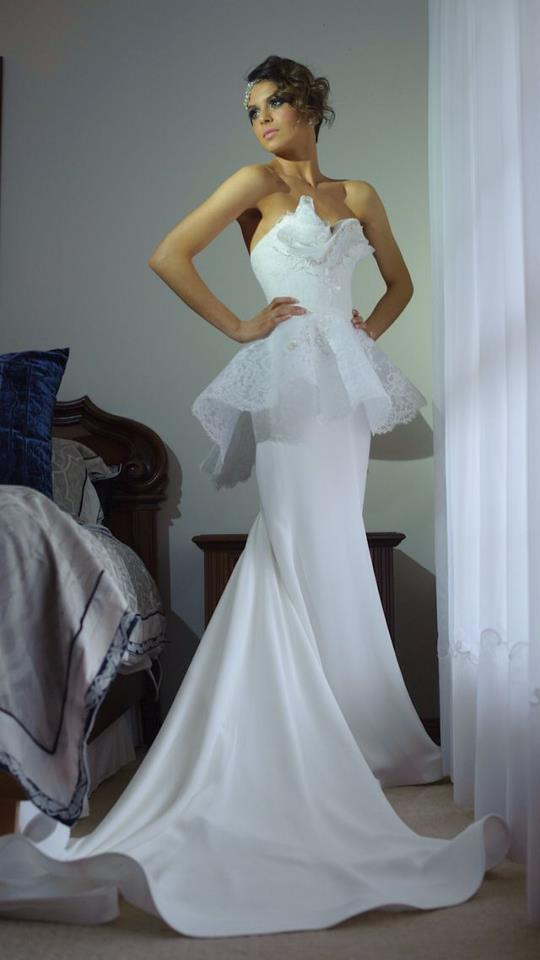 Steven khalil wedding dresses usa images for Wedding dress in usa