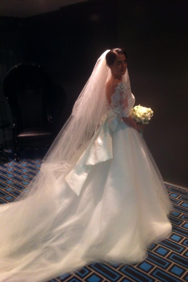 Steven Khalil 2014 Spring Bridal Collection Vii