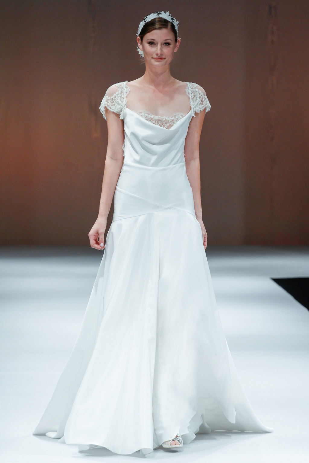 720697b43a Victoria KyriaKides 2014 Fall Bridal Collection