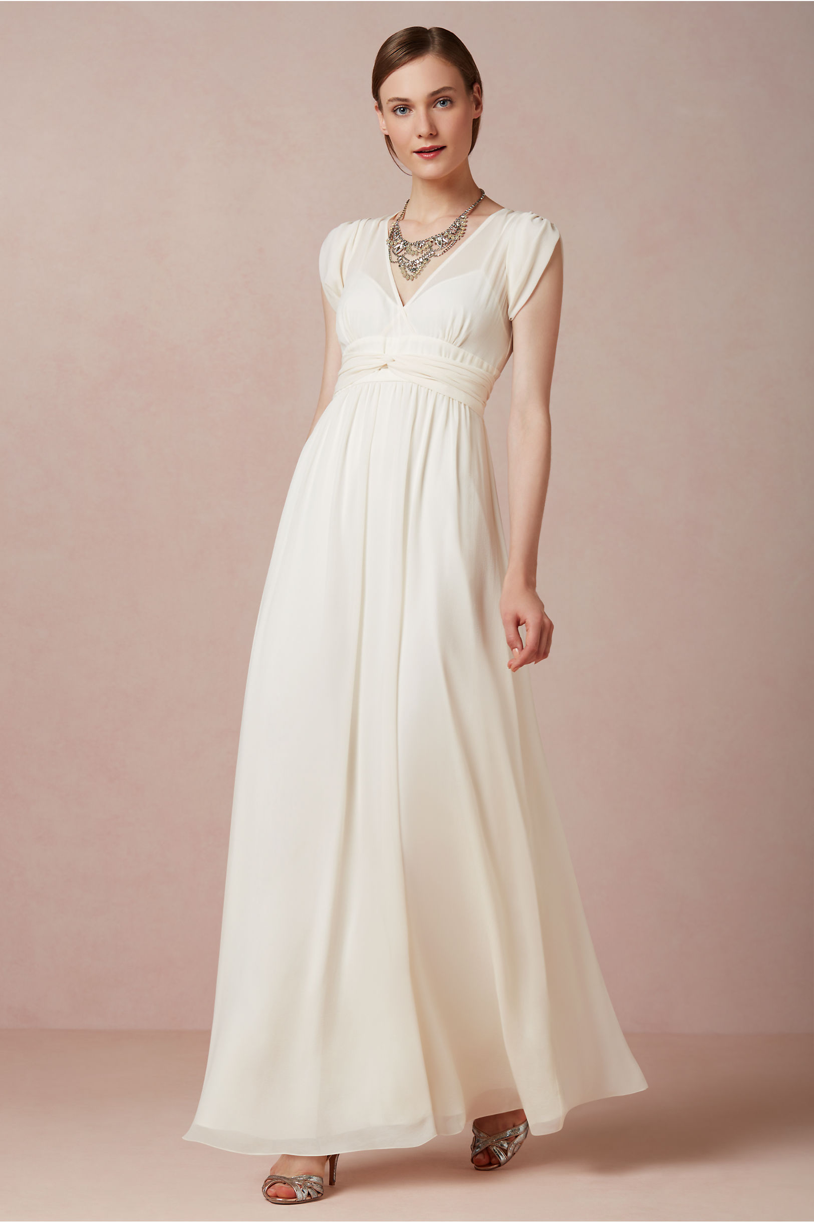 Bhldn 2014 bridal spring collection new in the for Wedding dresses like bhldn