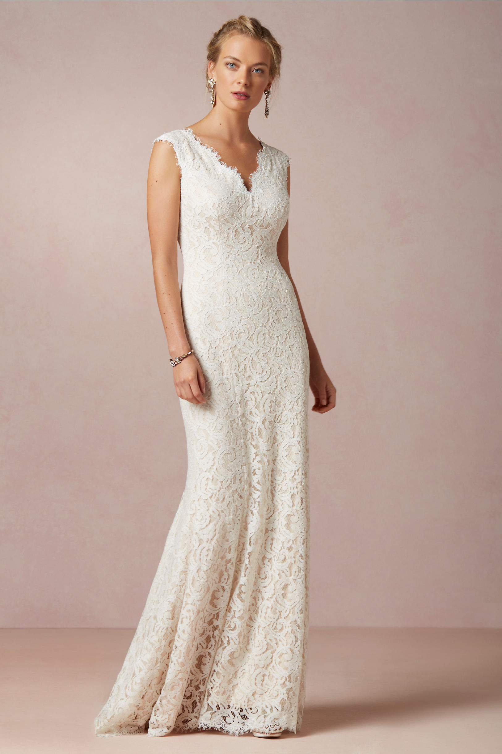BHLDN 2014 Bridal Spring Collection (New In)   The FashionBrides