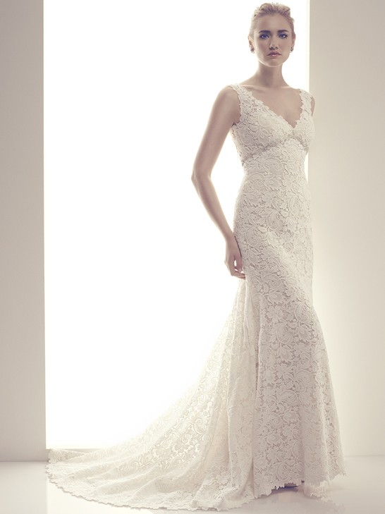 Cb couture the fashionbrides for Cb couture wedding dresses