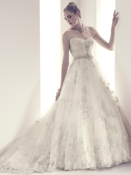 Cb couture wedding gowns 2014 29 the fashionbrides for Cb couture wedding dresses