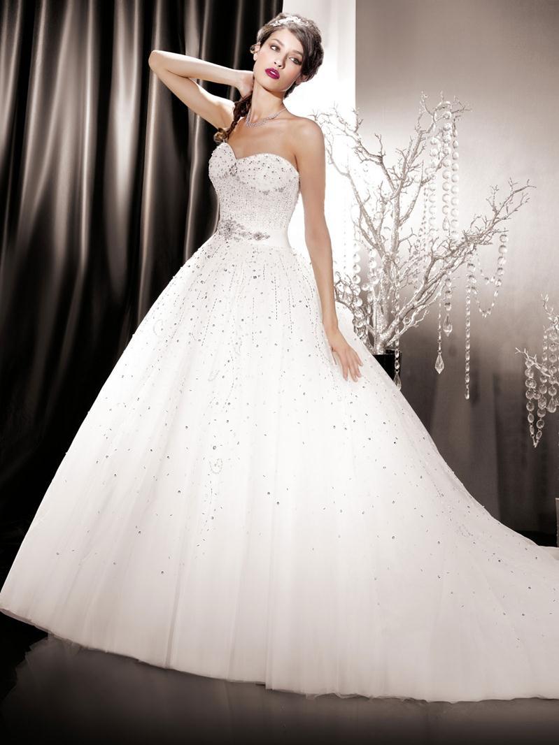 Kelly Star Wedding Gowns 2014 11
