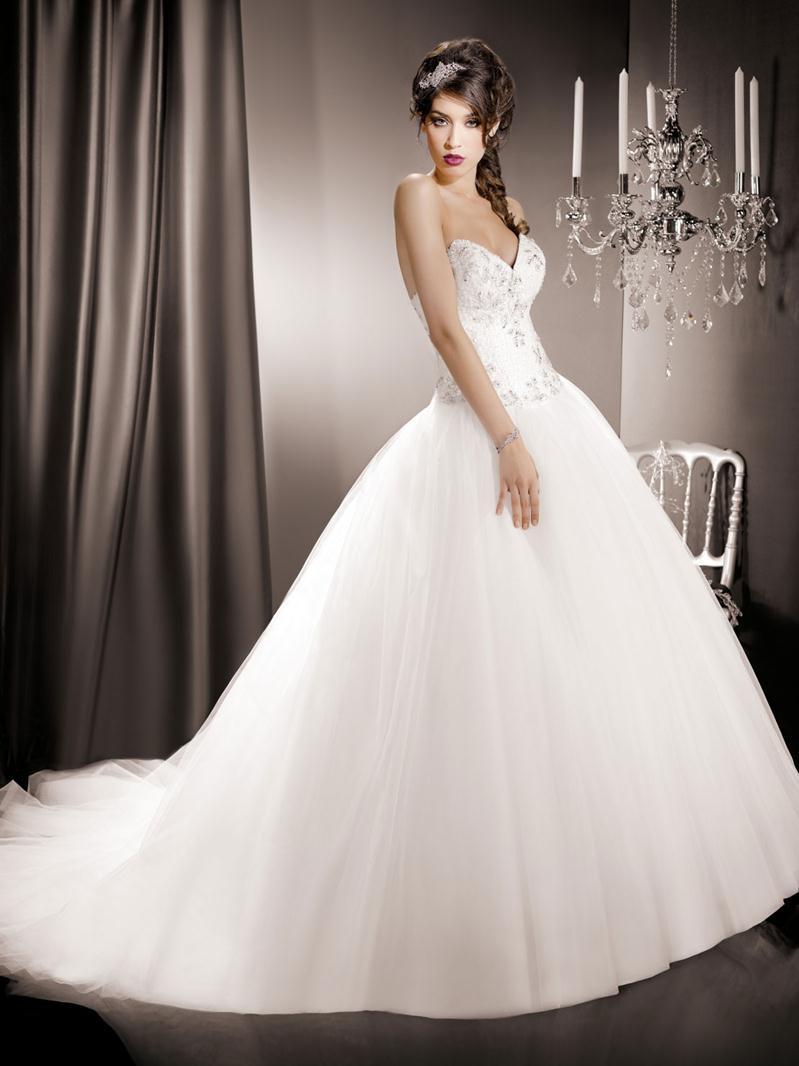 Kelly Star Wedding Gowns 2014 5