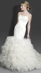 Modern Trousseau Couture Bridal Gowns - TATE