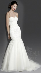 Modern Trousseau Couture Bridal Gowns - NATALIE