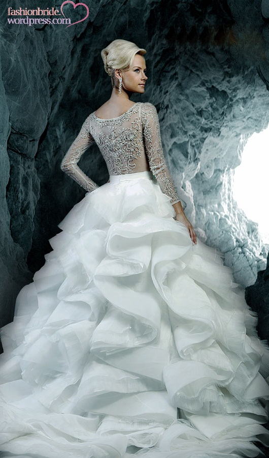 Ysa makino wedding dresses couture bridal 2 the for Ysa makino wedding dress