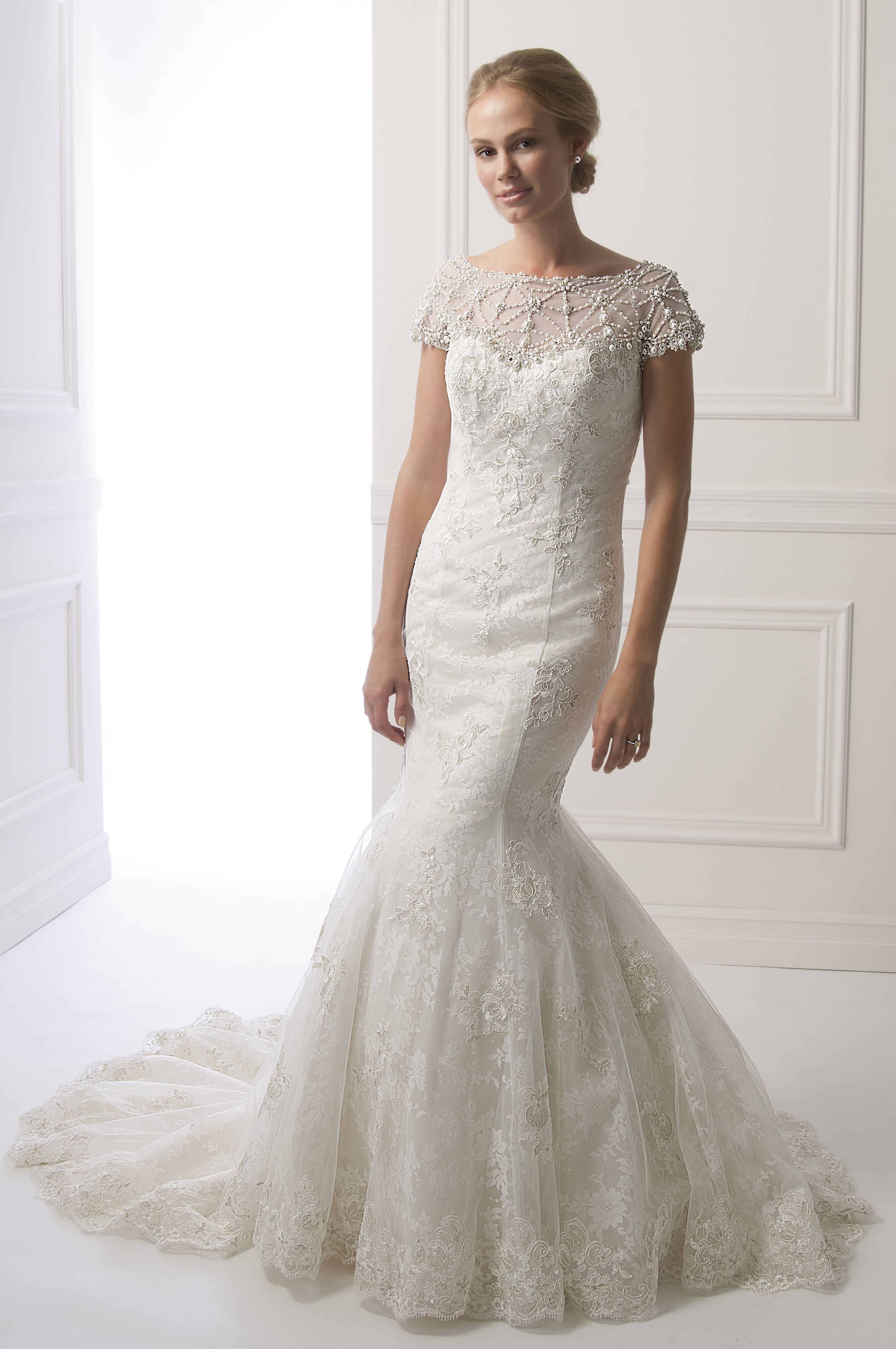 Alfred Sung 2014 Spring Bridal Collection | The FashionBrides