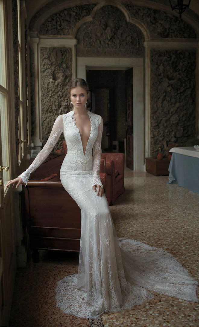 Berta bridal 2014 fall couture collection i the for Berta wedding dress 2014