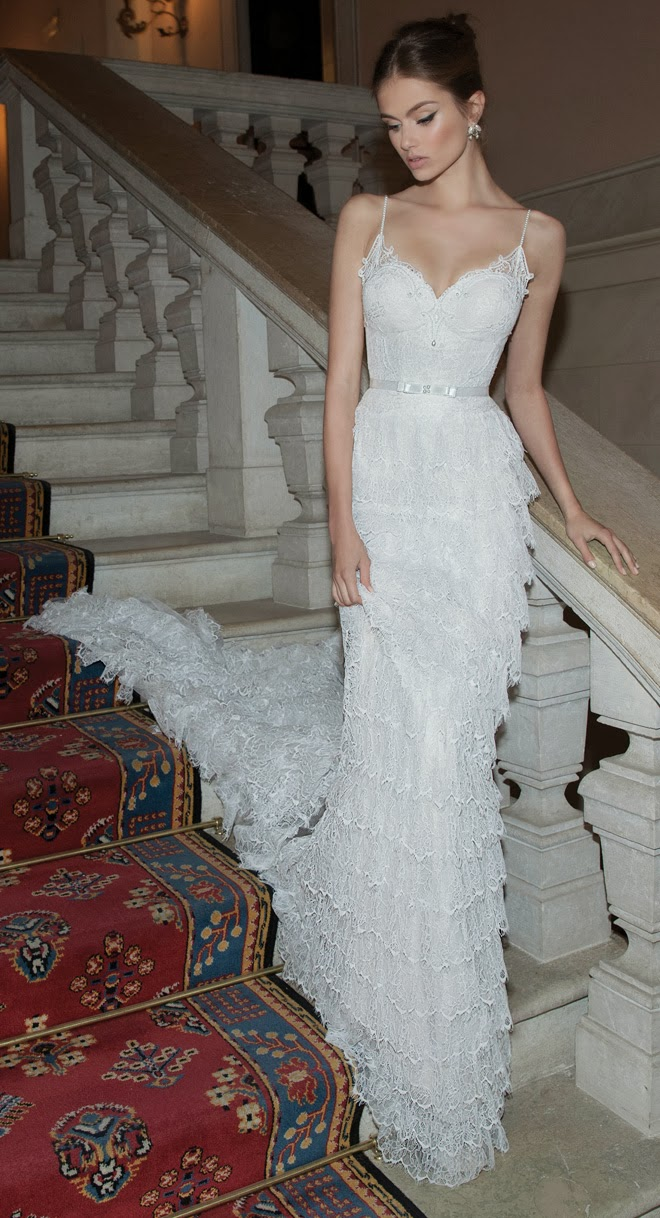 Berta Bridal 2014 Fall Couture Collection (I) | The FashionBrides
