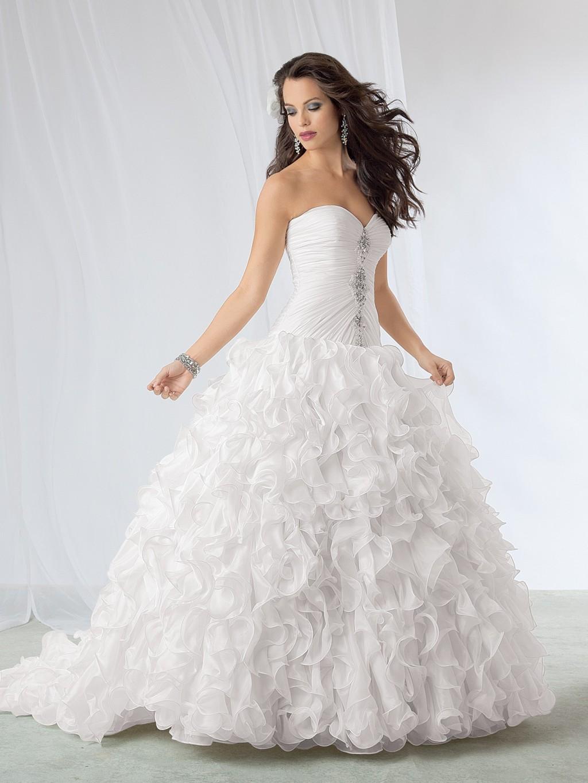 Jordan 2014 Spring Bridal Collection