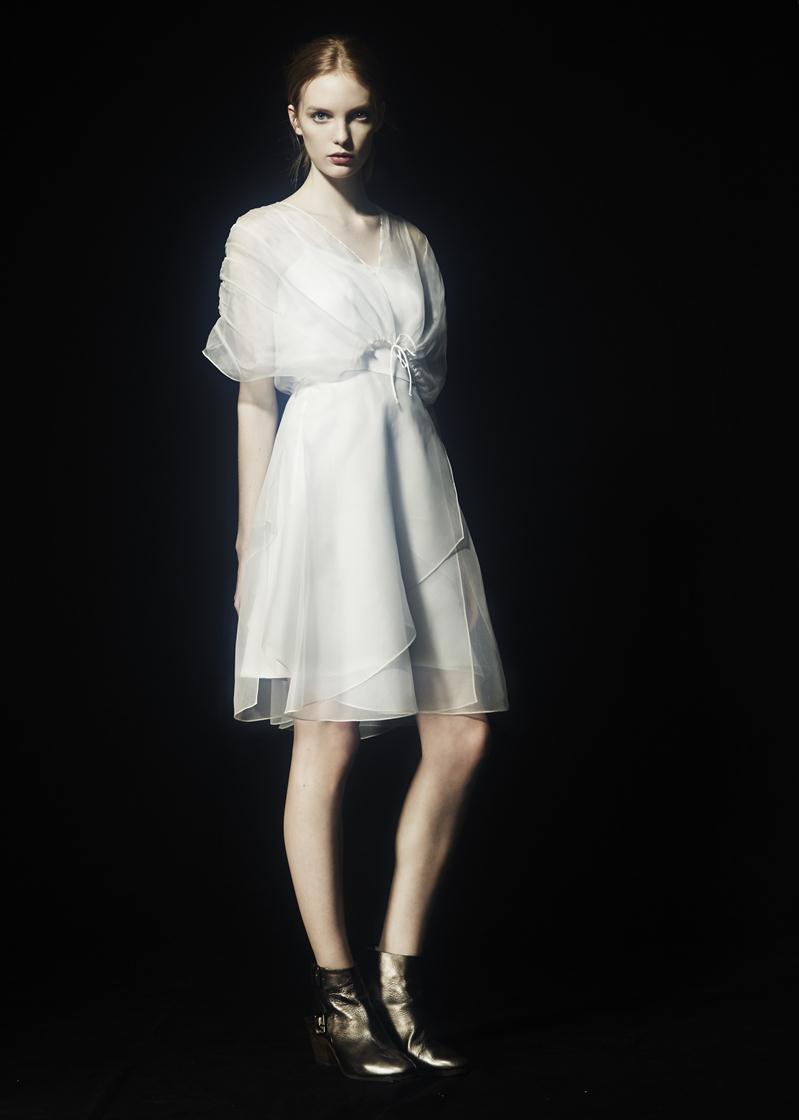 Morgane Le Fay Spring 2014 Bridal Collection The
