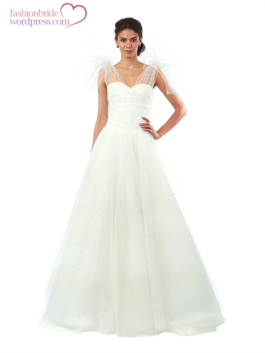 Oscar de la renta 2014 wedding gowns 6 fashionbride 39 s for Oscar dela renta wedding dress