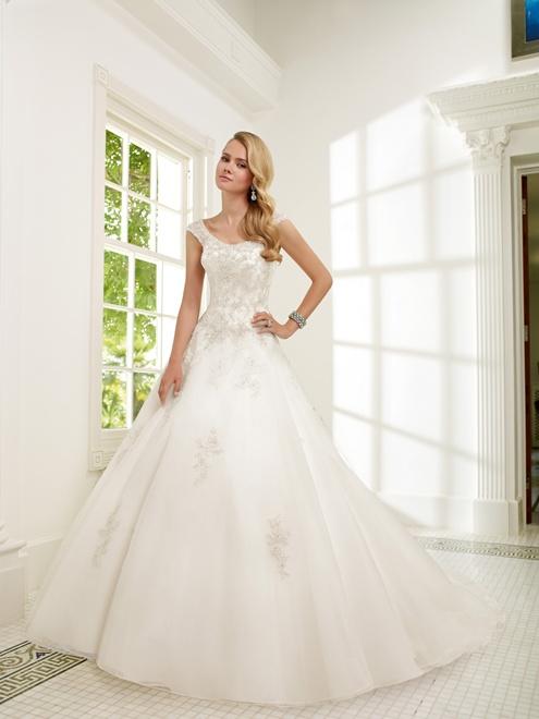 Ronald Joyce 2014 Spring Bridal Collection The Fashionbrides