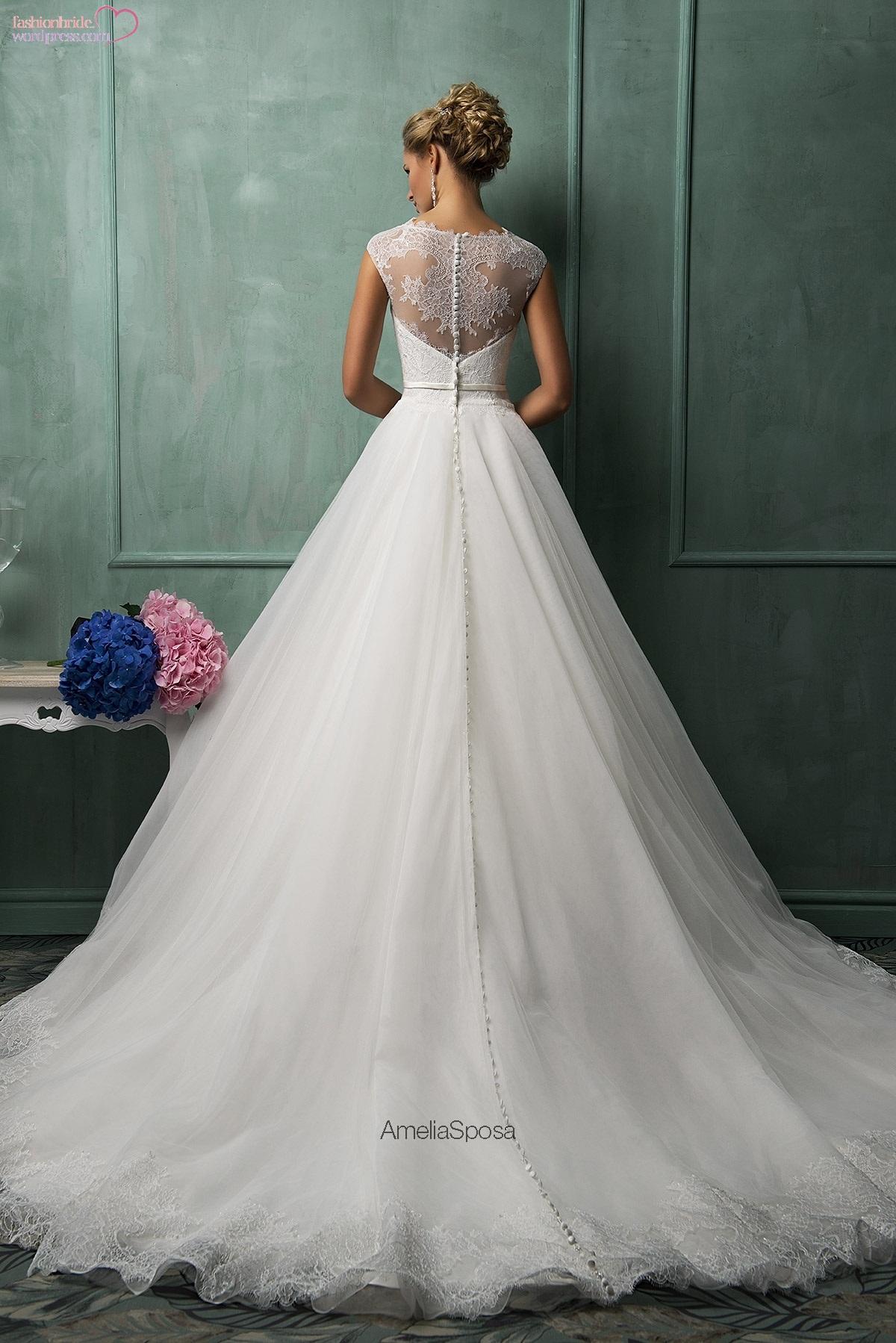 Amelia Sposa Spring 2014 Bridal Collection I