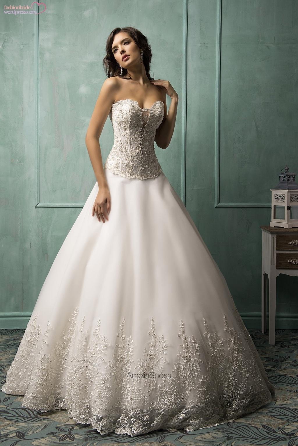 Amelia Sposa Spring 2014 Bridal Collection III