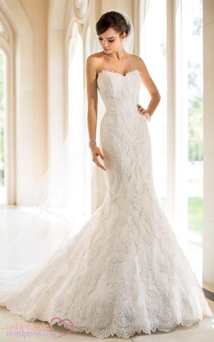 Essense of australia 2014 fall bridal collection for Essence australia wedding dresses