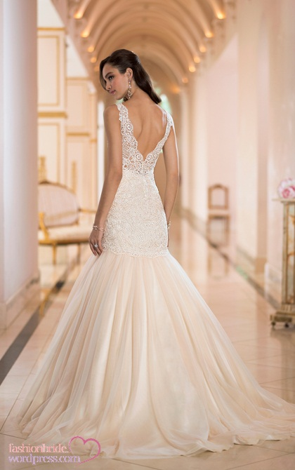 Essense of australia 2014 fall bridal collection the for Essence australia wedding dresses