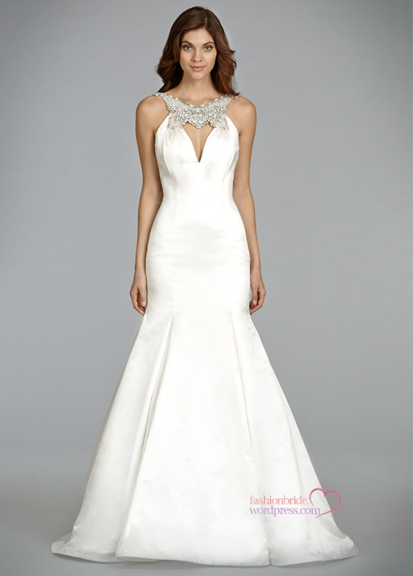 hayley paige spring 2014 bridal collection the fashionbrides