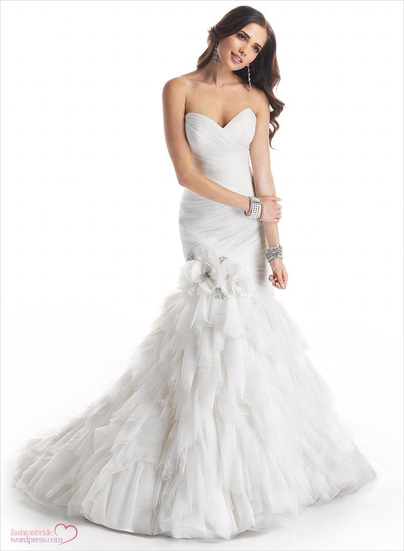 Maggie sottero wedding dress 39 the fashionbrides for Wedding dress maggie sottero