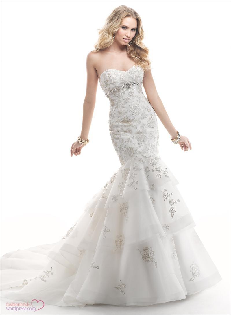Maggie sottero wedding dress 45 the fashionbrides for Wedding dress maggie sottero