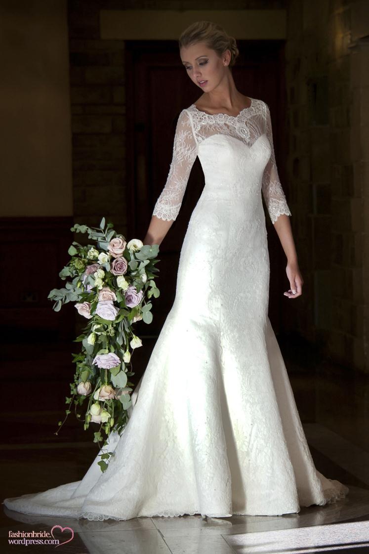 Augusta Jones 2014 Spring Bridal Collection | The FashionBrides