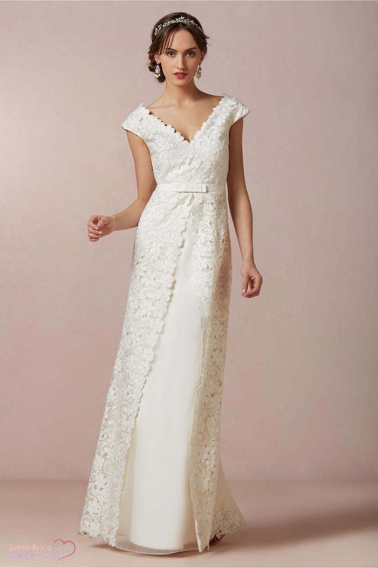 Bhldn 2014 spring bridal collection the fashionbrides for Wedding dresses like bhldn
