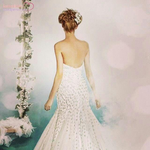 Dar Sara Spring 2014 Bridal Collection (I)