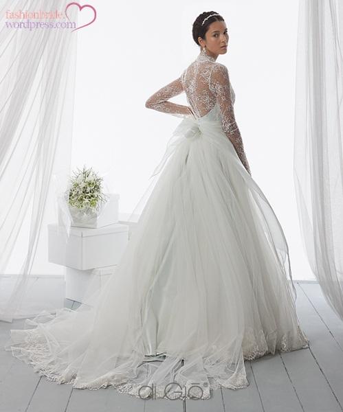 Le spose di gio 2014 spring bridal collection for Le spose di gio wedding dress