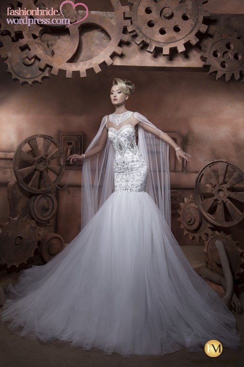 hassab nazeh 2014 wedding gowns (25)