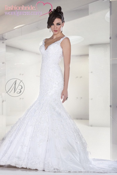 Nada nassar wedding dresses 2018