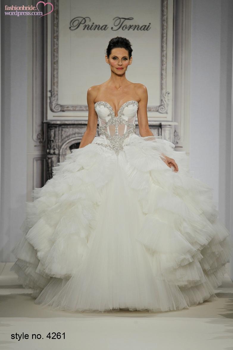 Pnina tornai 2014 fall bridal collection fashionbride 39 s for Pnina tornai corset wedding dresses