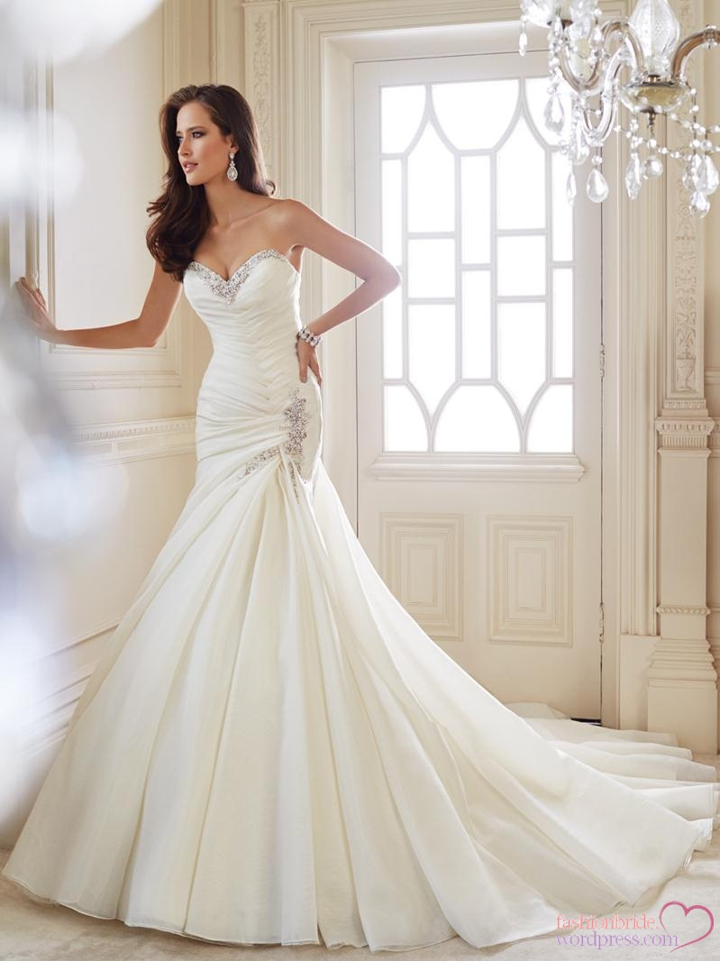Sophia tolli 2014 fall bridal collection the fashionbrides for Wedding dress sophia tolli