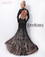 tony bowl 2014 evening gowns (12)