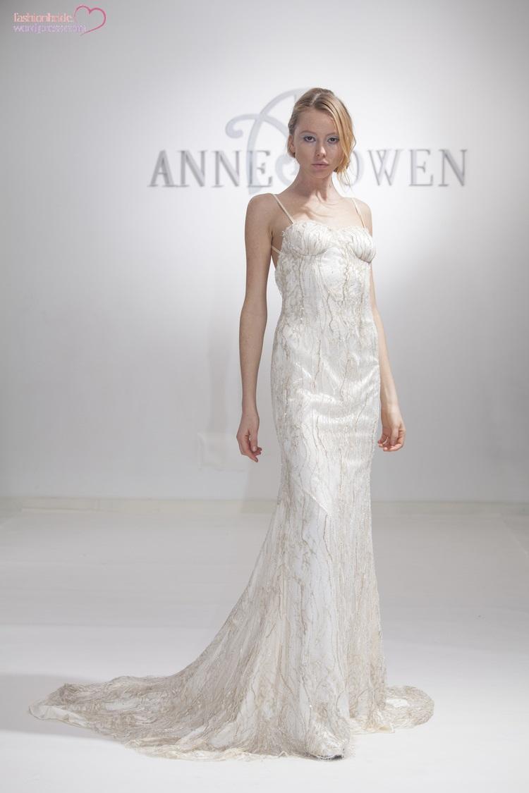 Anne Bowen 2014 Fall Bridal Collection