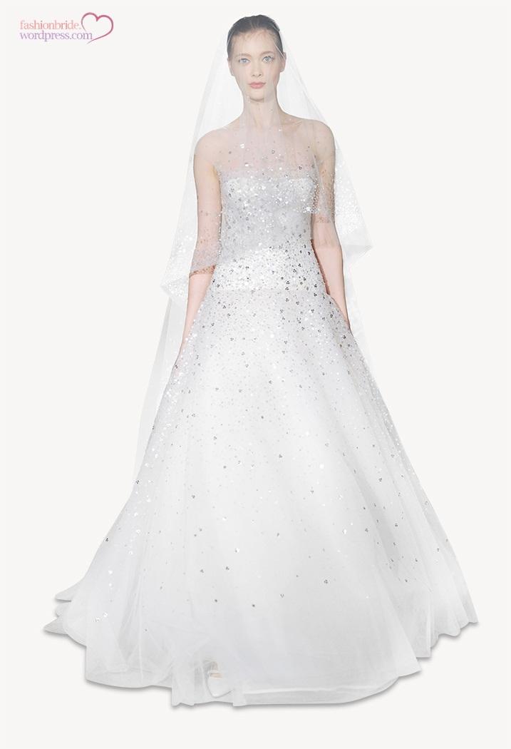 carolina herrera 2015 spring bridal collection the