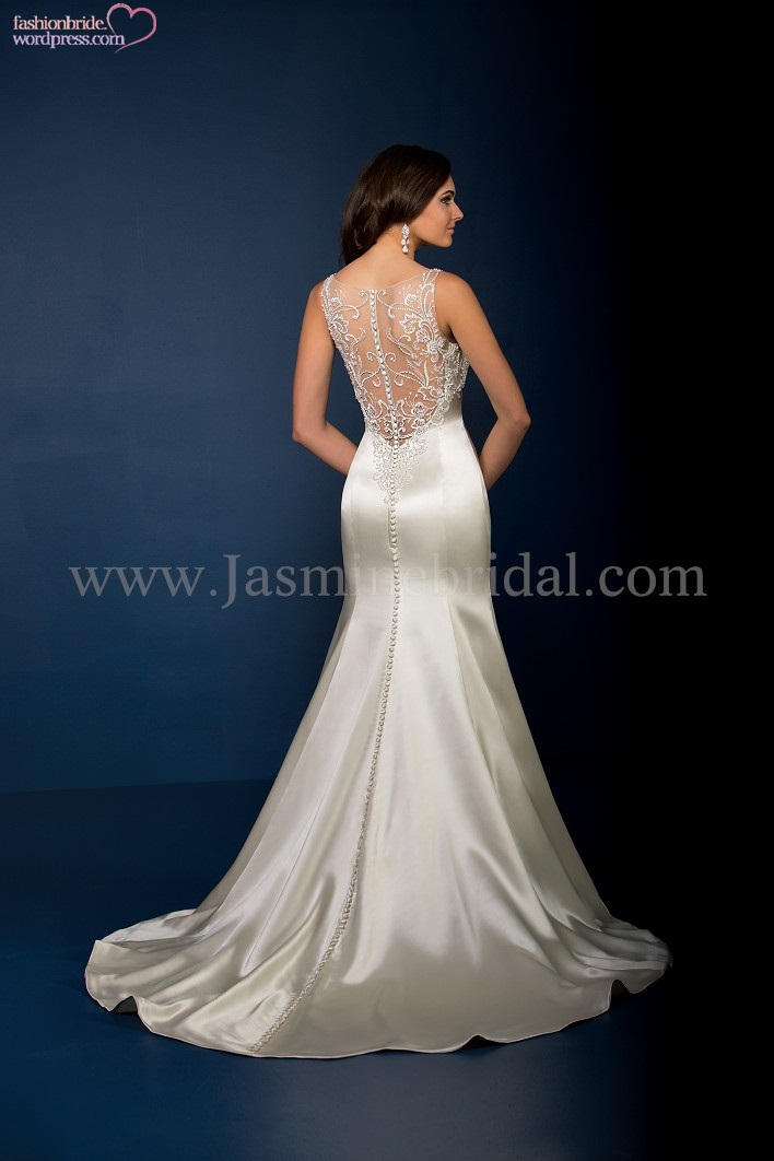 Jasmine couture 2015 spring bridal collection the for Jasmine couture wedding dresses